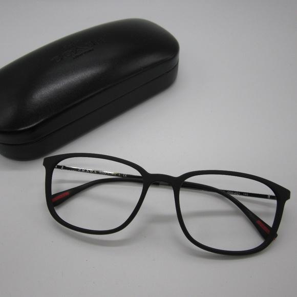 15c03942b57 Made in Italy! Prada VPS 03H DG0-1O1 Eyeglasses. M 5ad0f1c7b7f72ba4788f9eea